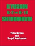 Illyushin I1-2 I1-10 Shturmovik