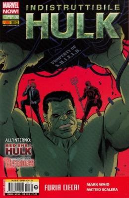 Hulk e i Difensori n. 20
