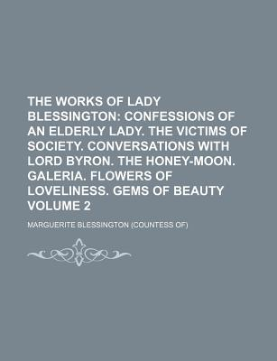 The Works of Lady Blessington Volume 2