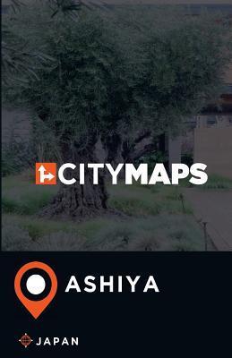 City Maps Ashiya Japan