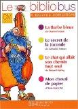 Le Bibliobus CM Cycle 3 Parcours de lecture de 4 oeuvres : La Barbe bleue ; Le