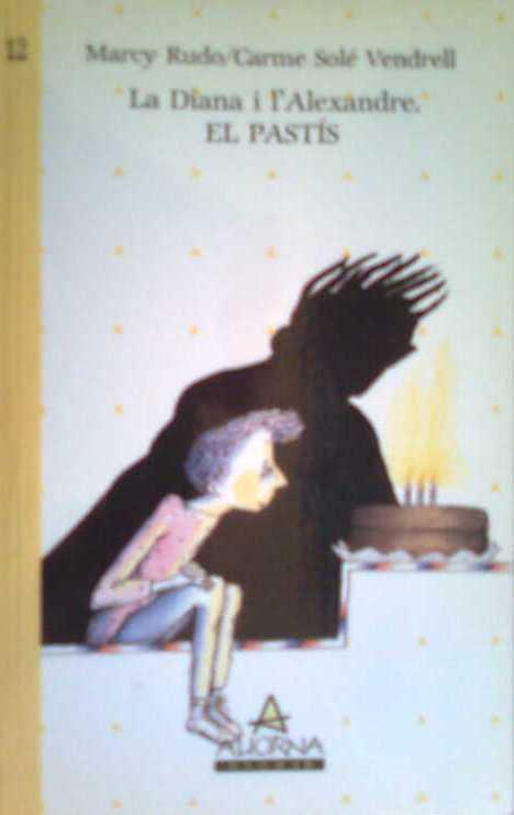 La Diana i l'Alexandre, El pastís