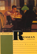 History of Russian Literature