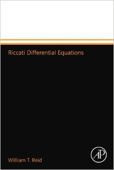 Riccati Differential Equations