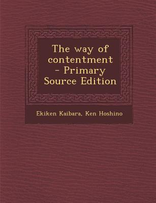 The Way of Contentment
