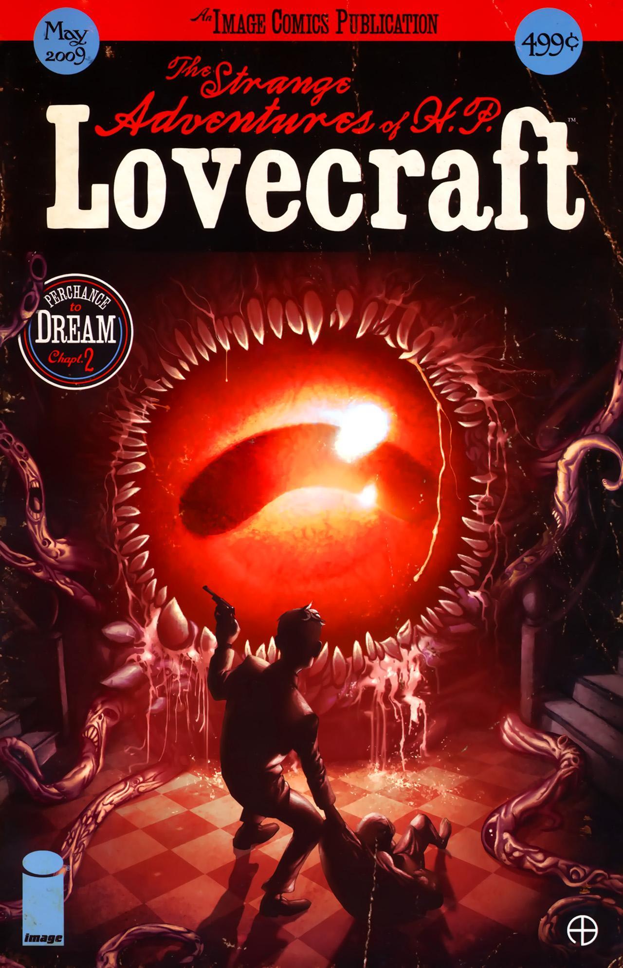 The Strange Adventures of H.P. Lovecraft #2