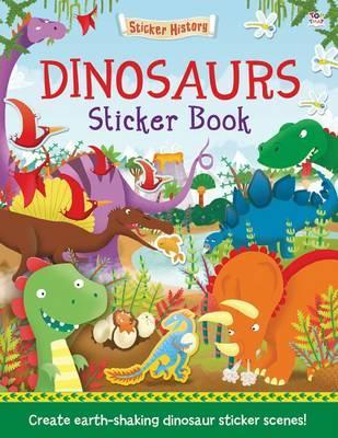 Dinosaurs (Sticker History)
