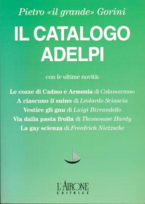 Il catalogo Adelpi