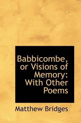 Babbicombe, or Visions of Memory