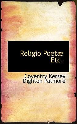 Religio Poeta Etc.