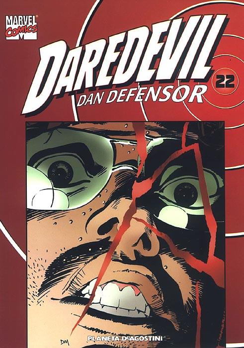 Coleccionable Daredevil/Dan Defensor Vol.1 #22 (de 25)