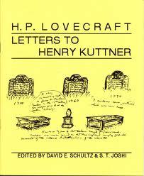Letters to Henry Kuttner