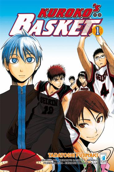 Kuroko's Basket vol. 1