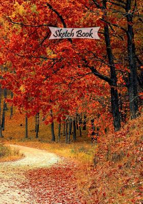 Nature Autumn Red Sketchbook