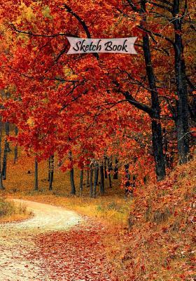 Nature Autumn Red Sk...