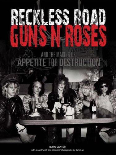 Reckless Road. Guns N' Roses