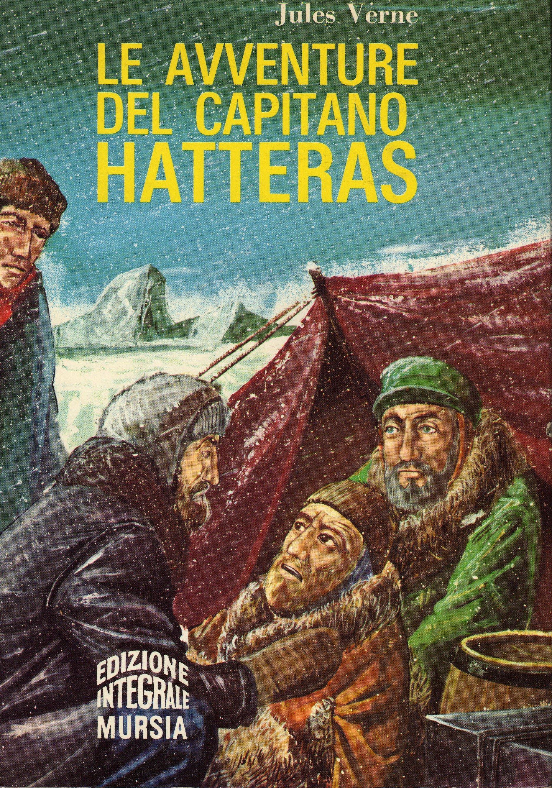 Le avventure del capitano Hatteras