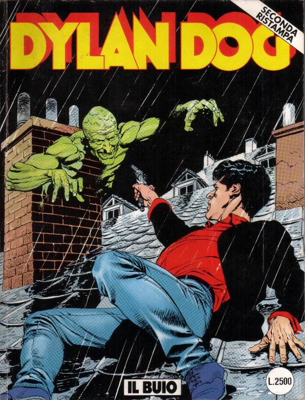Dylan Dog Seconda Ri...