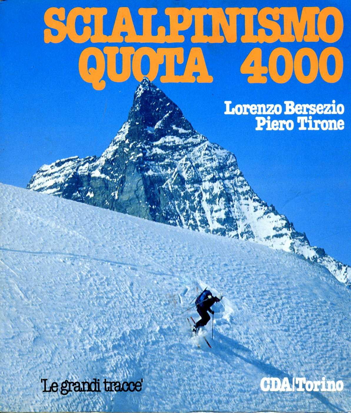 Scialpinismo Quota 4000