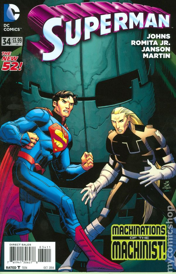 Superman Vol.3 #34