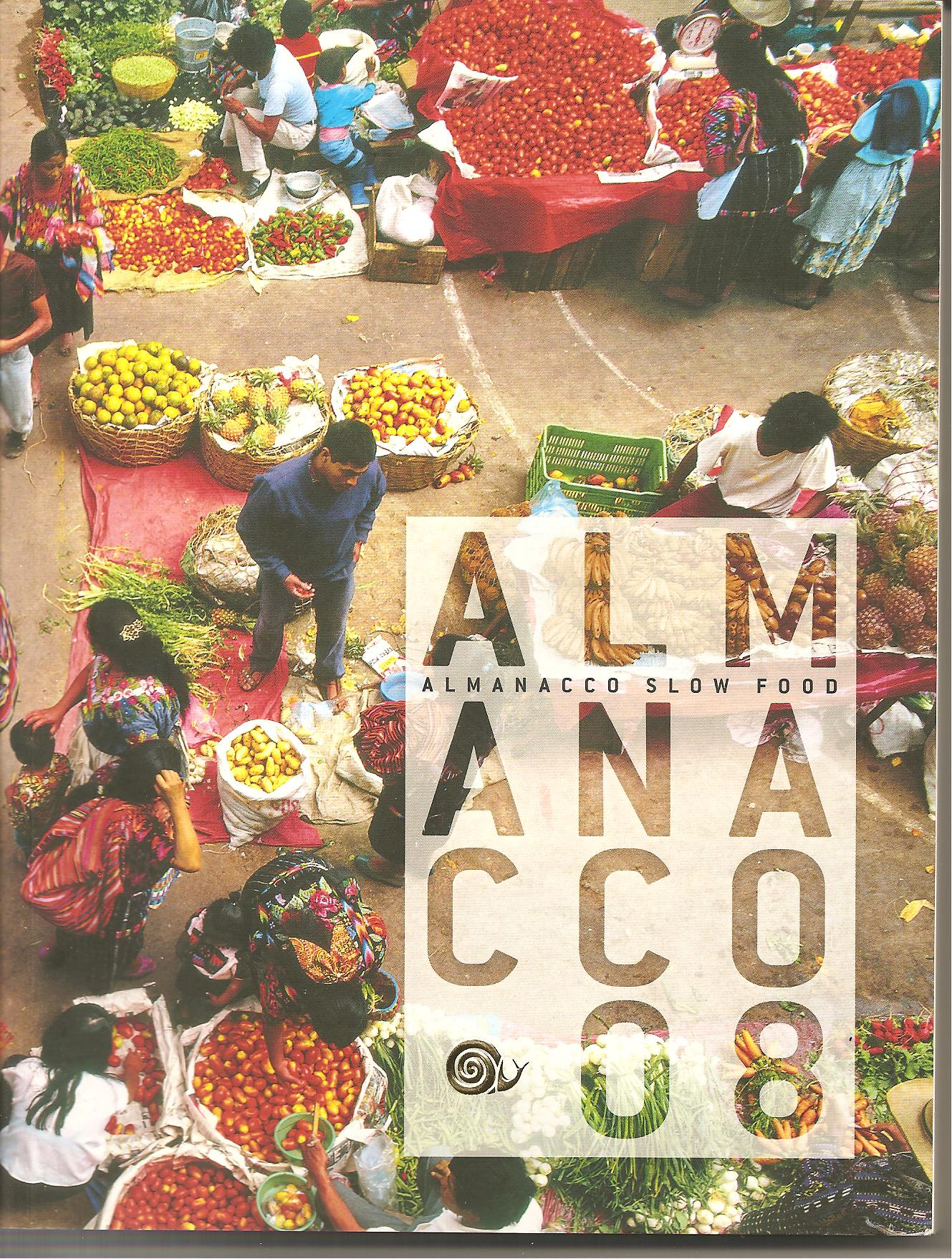 Almanacco Slow Food 08