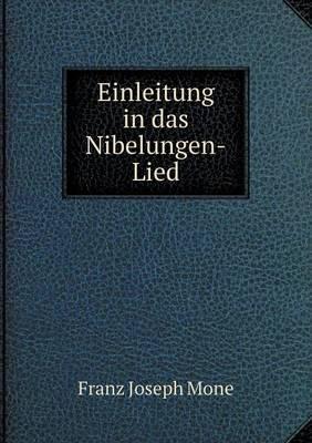 Einleitung in Das Nibelungen-Lied