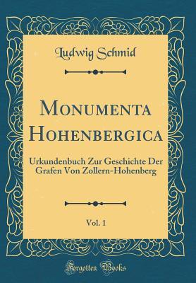 Monumenta Hohenbergica, Vol. 1