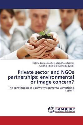 Private sector and NGOs partnerships