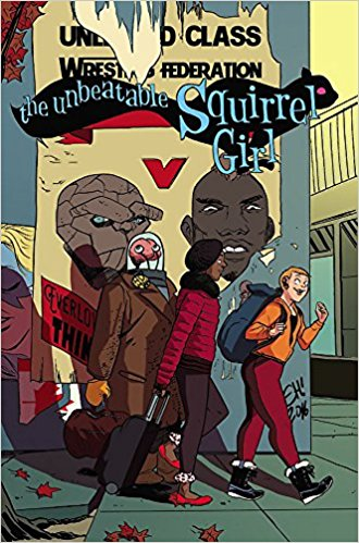 The Unbeatable Squirrel Girl, Vol. 5