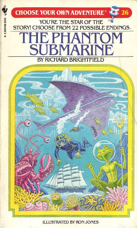 Phantom Submarine