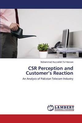 CSR Perception and Customer's Reaction