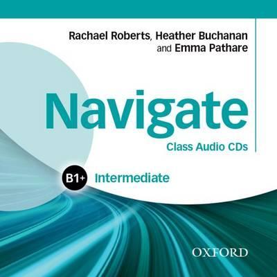 Navigate B1+. Class Audio CD