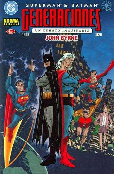 Superman & Batman: Generaciones (4 de 4)
