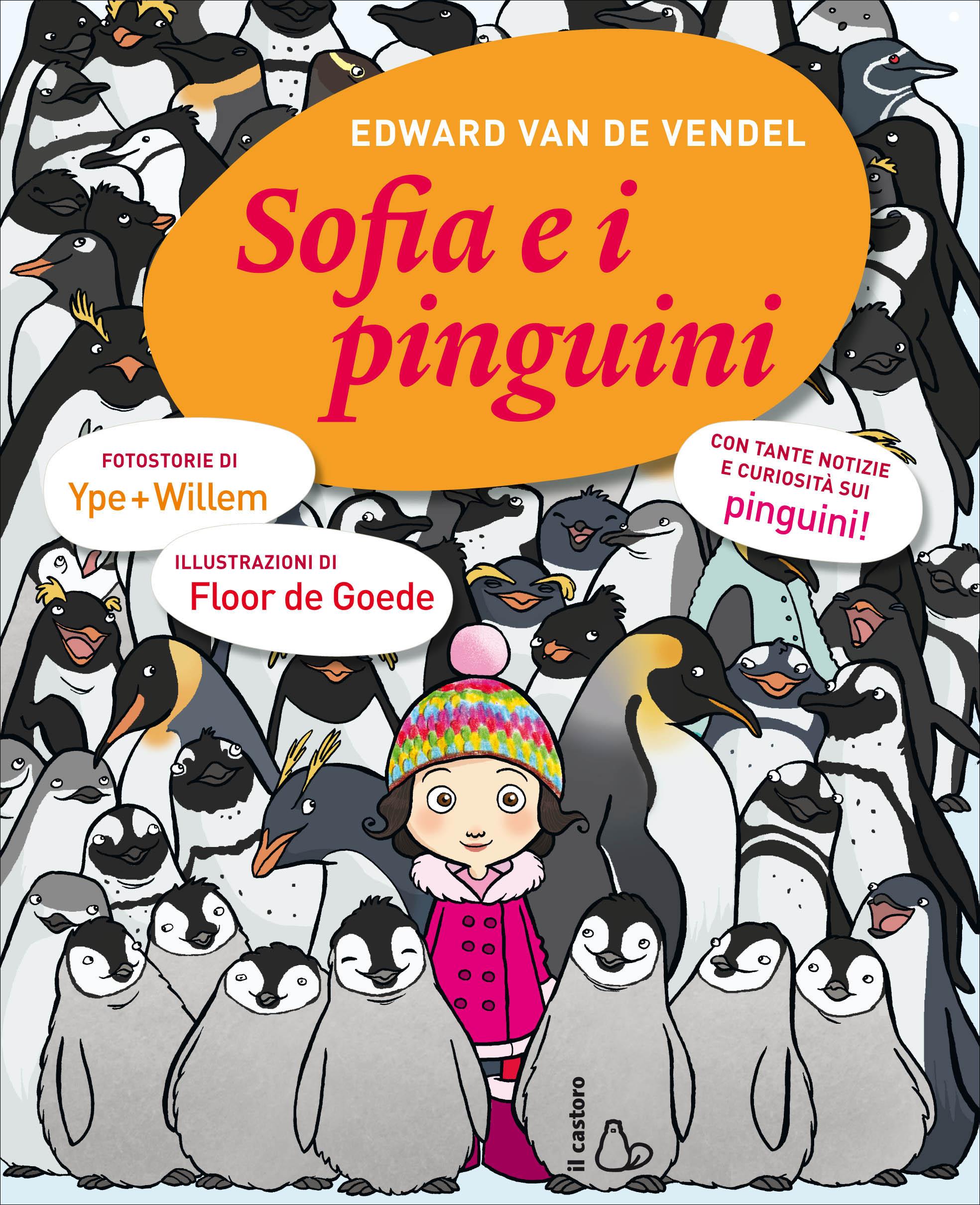 Sofia e i pinguini