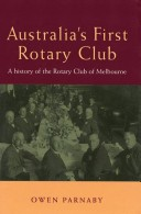 Australia's first Rotary Club