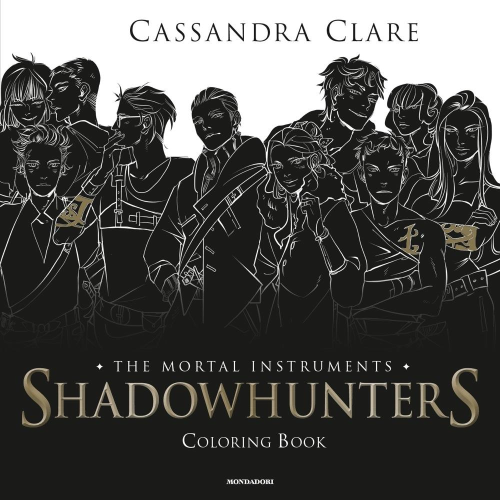 Shadowhunters. The m...