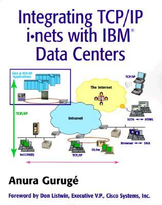 Integrating Tcp/Ip I-Nets With IBM Data Centers