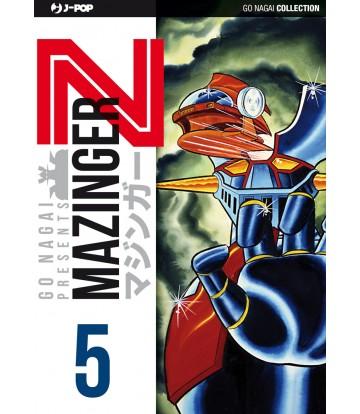 Mazinger Z vol. 5