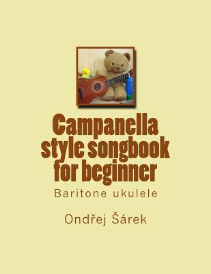 Campanella Style Songbook for Beginner
