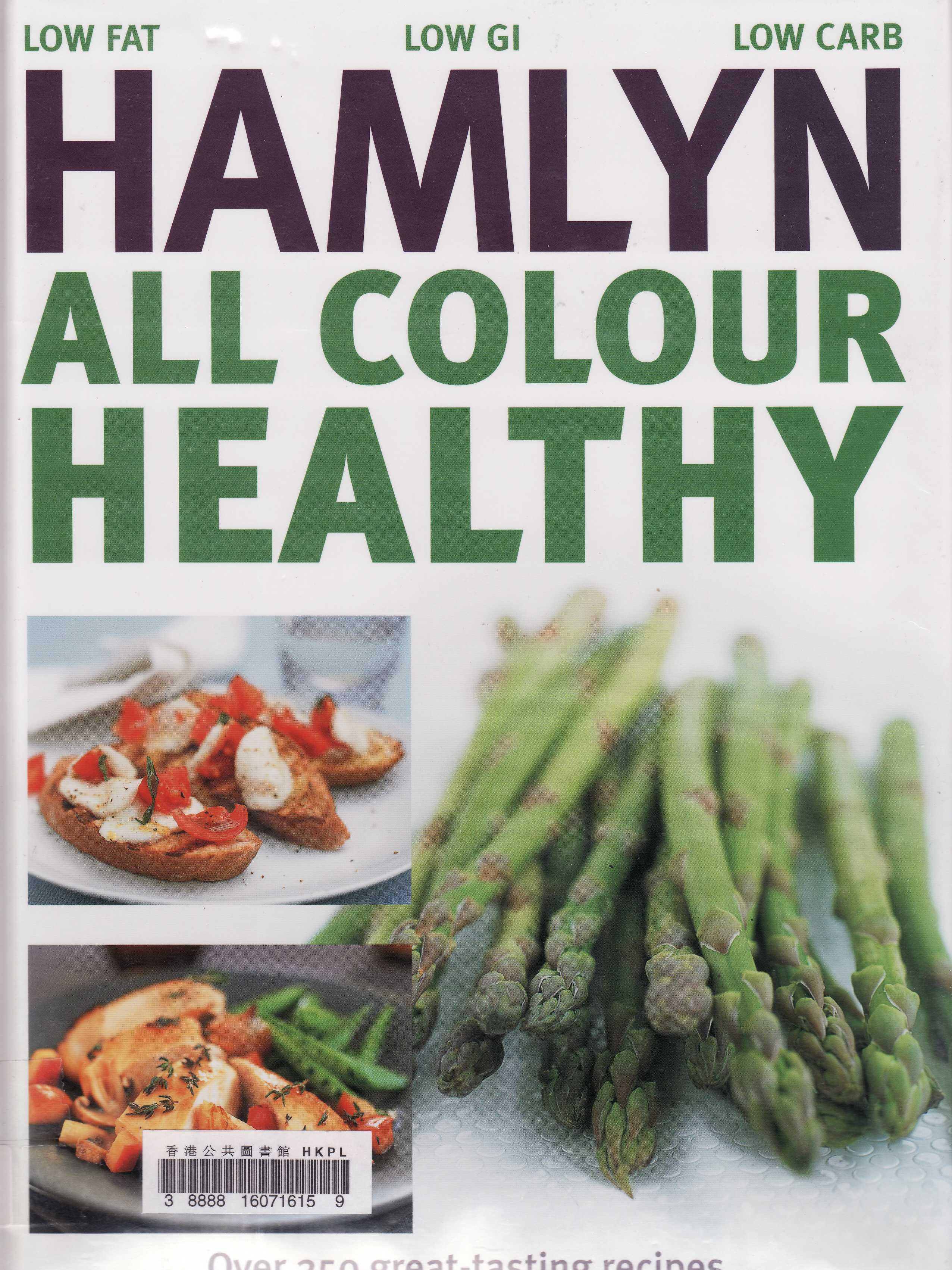 Hamlyn All Colour Healthy