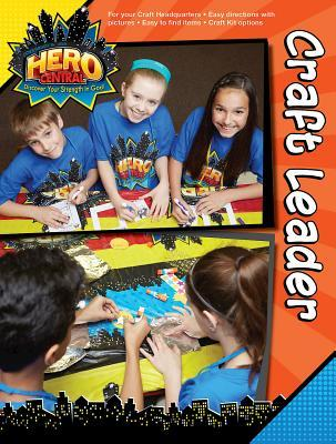 Vacation Bible School Vbs Hero Central Craft Leader