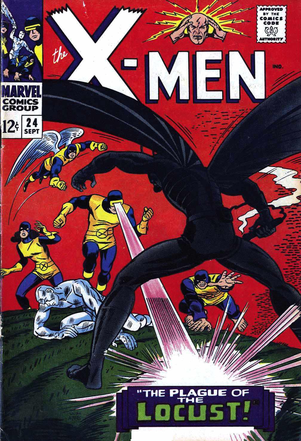 The X-Men Vol.1 #24