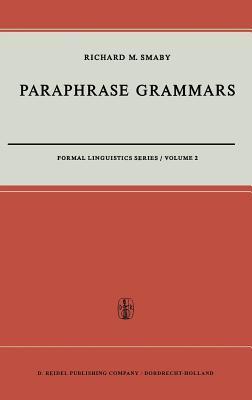 Paraphrase Grammars