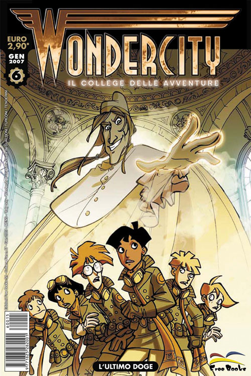Wondercity #6 - L'ul...