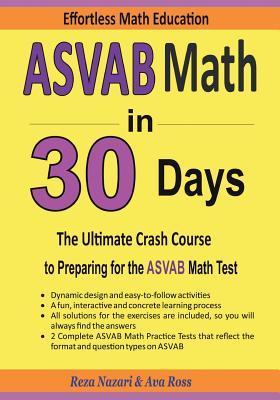 ASVAB Math in 30 Days