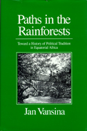Paths in the rainforests