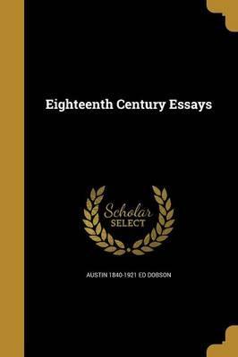 18TH CENTURY ESSAYS