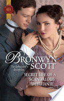 Secret Life of a Scandalous Debutante