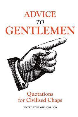 Advice to Gentlemen