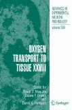 Oxygen Transport to Tissue XXVIII